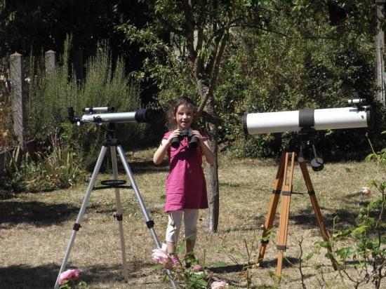 Astronome de l'obs du Bas-Berry