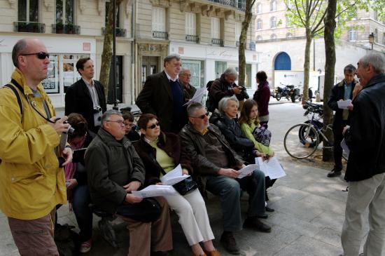 Projet cadrans solaires de Paris