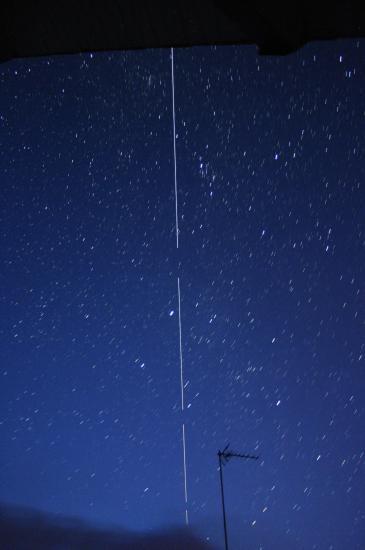 6 Passage de l'ISS