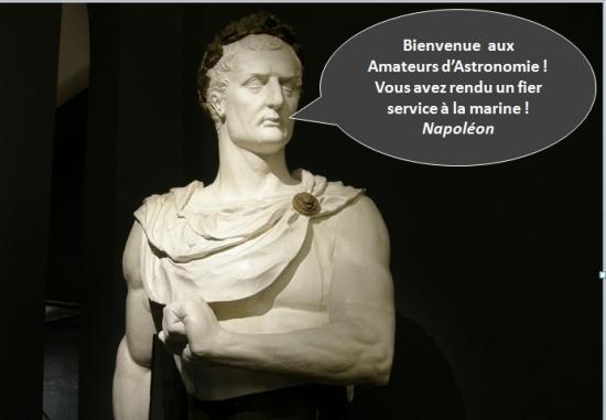 Proue Napoleonienne d'Accueil