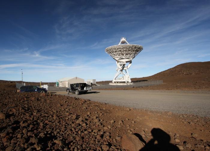 Radio telescope 01